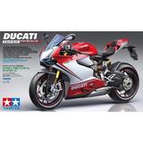 Ducati 1199 Panigale S Escala 1/12 Para Armar Y Pintar 14132