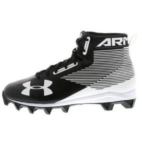 Zapatillas Cleats U Armour Futbol Americano Rugby Beisbol