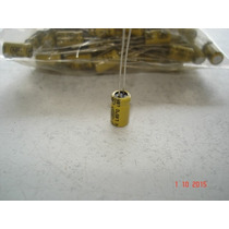 Capacitor 4,7µf 63v Som Automotivo Lote