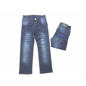 Pantalón De Jean Elastizado Maximini
