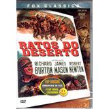 Dvd Ratos Do Deserto - Novo Lacrado!!