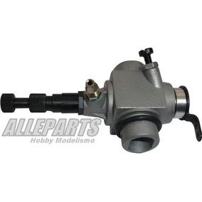 Carburador Completo Motor Asp .52 E .46 Glow 2 Tempos