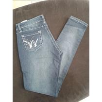 Pantalon Mezclilla Wrangler Mod:53500mt42 T-5