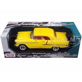 Motor Max 1:18 Americans Classics 1955 Chevrolet Bel Air
