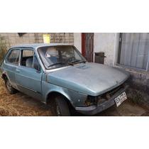 Fiat 147 Desarrmado Con Documentación