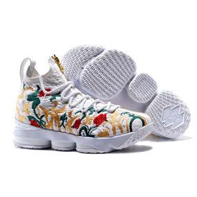 Tênis Nike Lebron James 15 Original Novo Na Caixa
