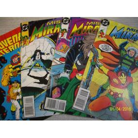 Mister Miracle,jovenes Eternos,los Nuevos Titanes Dc Comics.