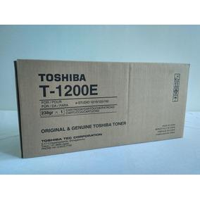 Toner T-1200e Toshiba Para Equipos 12/15/120/150