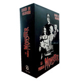 La Familia Monster Munsters Completa Temporadas 1 2 3 4 Dvd
