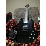 Guitarra Epiphone Tony Iommi G-400