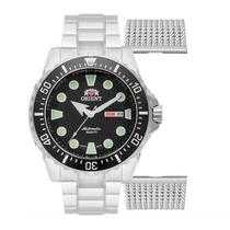 Relógio Orient Masculino Netuno Troca Pulseira 469ss073 P1sx