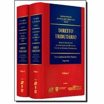 Direito Tributário - 2 Volumes - Novo - 2012 - Ives Gandra
