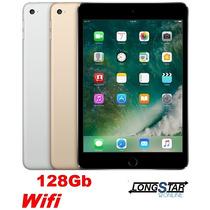 Apple Ipad Mini 4 128gb Wifi Garantia 1 Ano No Brasil.