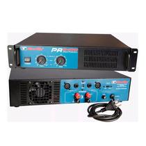 Amplificador De Potência New Vox Pa 2400