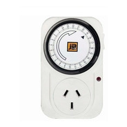 Timer Programable Mecanico Enchufable  Indoor Cultivo