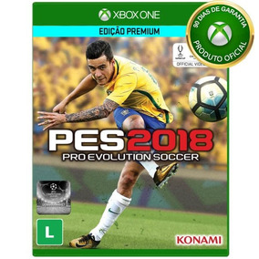Pro Evolution Soccer 2018 - Pes 2018 - Xbox One