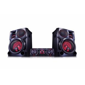 Minicomponente Lg Cm9760 5600 Watts Bluetooth Usb Karaoke
