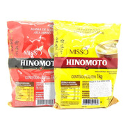 Pasta Miso Hinomoto Pasta Shiro / Aka 1 Kg Sin Tacc