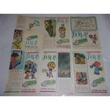 Clipping (recorte) Anteojito Antigua Publicidad Pastillas D.