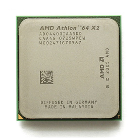 Processador Athlon 64 4000 X2 Am2 Amd 2.1ghz Dual Core Oem