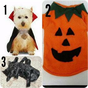 Disfraz P/perros Varios Modelos/tallas Especial De Halloween