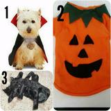 Disfraz P/perros Especial De Halloween
