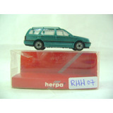Nico Vw Golf Vr 6 Familiar Herpa H0 (rhh 07)