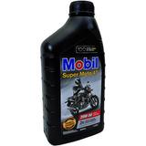 Oléo Mobil Para Motor Modelo 4t 20w50 - 1 Litro