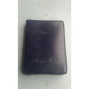 Manual De Proprietário Mondeu 98 Clx Original