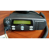 Radio Motorola Vhf Pro 5100 De 45w Con Microfono Y Base