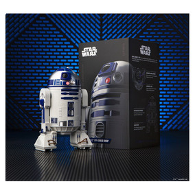 Robot Droide Star Wars R2d2 Control Con Celular Sphero