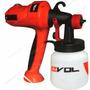 Máquina Para Pintar + Evol 400w + Paint Zoom Electrico 110v
