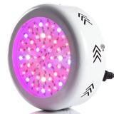 Ufo Led Luz 300w Indoor Crecimiento Y Floración 10 Espectros