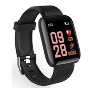 Smart Watch Reloj Monitor Salud  116 Plus Multi Funcion