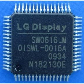 Sw0616m , Sw-0616 , Driver Para Telas Lcd Lg E Outras