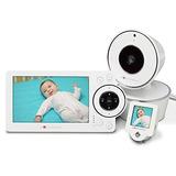 Project Nursery 5-inch Alta Definição Monitor Do Bebê Com