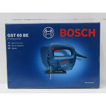 Sierra Caladora Profesional 400w Bosch Gst 65 Be