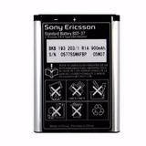 Batería Sony Ericsson Bst37 W810 W550 W600 Z710 J220 Z300