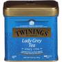 Te Twinings Te Ingles En Hebras Lata 100gr Lady Grey
