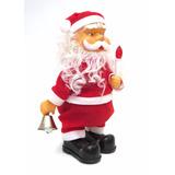 Muñeco Papa Noel A Pilas -outlet- Navidad