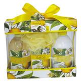 Mandarine & Grapefruit Beauty Ninta - Kit Com 4 Itens