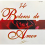 Cd 14 Boleros De Amor Los Tecolines La Rondalla Venezolana