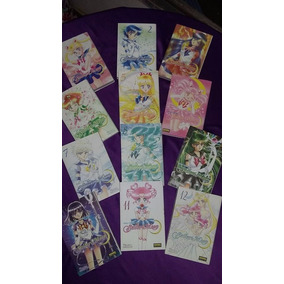 Sailor Moon Manga Libro Edición Norma Nuevos Tomos 1-12