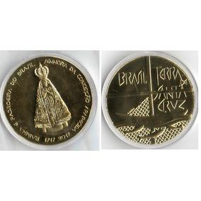 1 Medalha Comemorativa - Nossa Senhora Aparecida