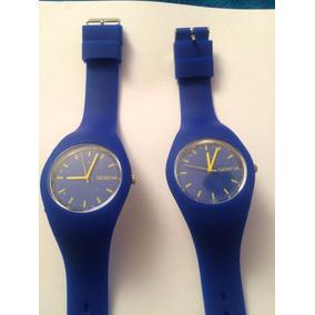 Se Vende Relojes De Silicona Análogos.