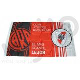 Bandera River Plate Mod.02 - Producto Oficial