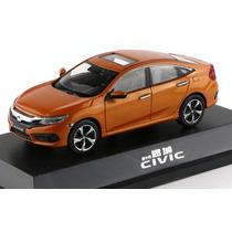 1/43 Honda Civic Turbo 2017 Miniatura Frete Gratis G10 Mk10