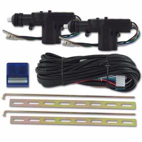 Kit Trava Eletrica Universal 2 Portas - Dupla Serventia