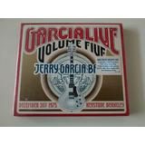 Garcialive Volume Five Jerry Garcia Band Keystone Berkeley