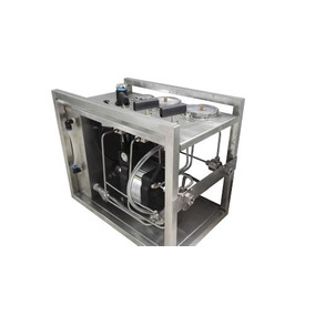 Probador De Presion Hidraulica Hidrostatica 3200 Bar